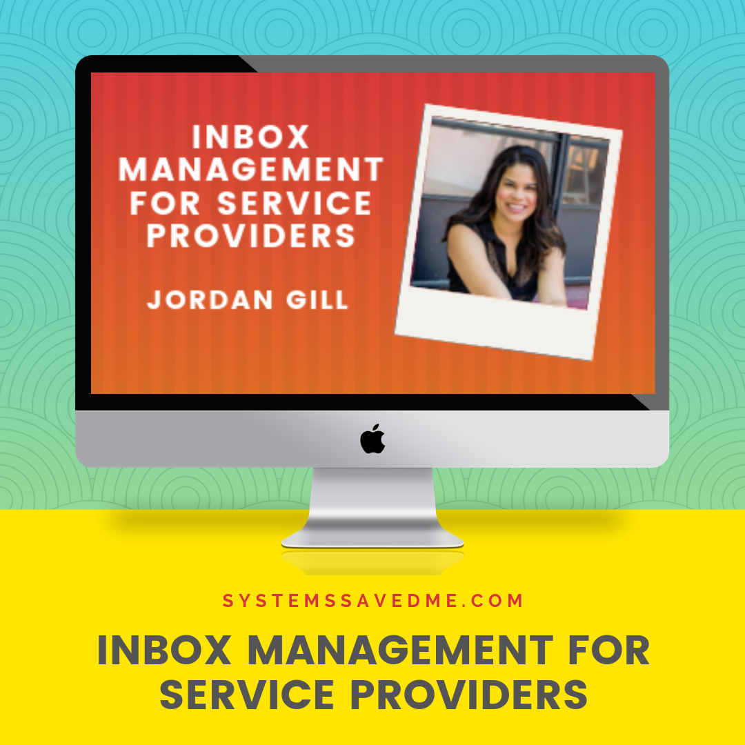 InboxManagementFroServiceProviders